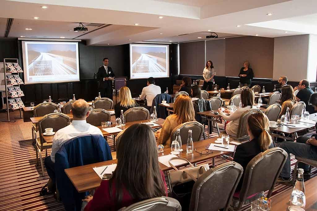 seminer organizasyonu fotoğrafı çekimi